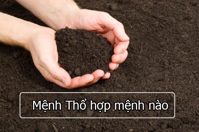menh tho hop voi menh nao