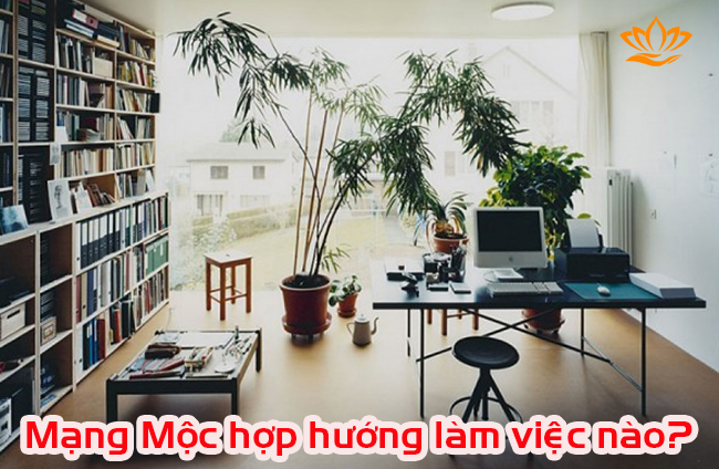 menh moc hop huong nao?